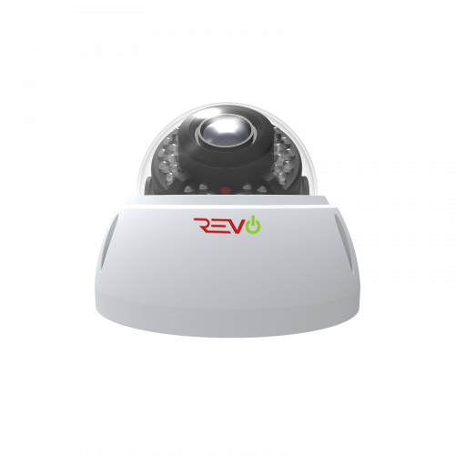 Aero HD 5 Megapixel Indoor/Outdoor Vandal Dome Camera