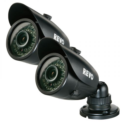 700 TVL Indoor/Outdoor Bullet Surveillance Camera with Night Vision