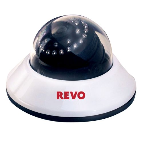 700 TVL White Color Dome Camera with Night Vision