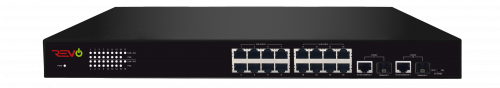 Ultra 16 Ch. POE Switch
