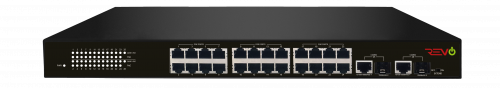 Ultra 24 Ch. POE Switch