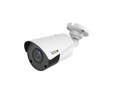 REVO ULTRA 4K (8 Megapixel) Indoor/Outdoor Fixed Lens Bullet Camera w/ 100' CAT5e Cable