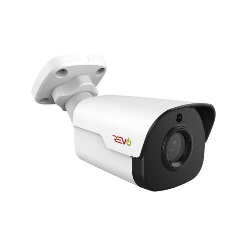 REVO ULTRA 5 Megapixel Starlight Indoor/Outdoor Bullet Camera with audio and 3.6 mm fixed lens