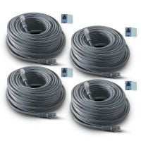 REVO 4-Pack of 60 ft. RJ12 Cable