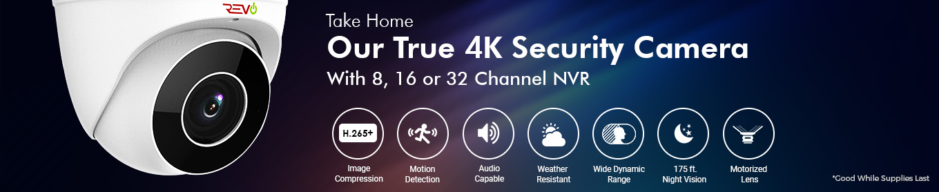 36% Off on True 4K systems