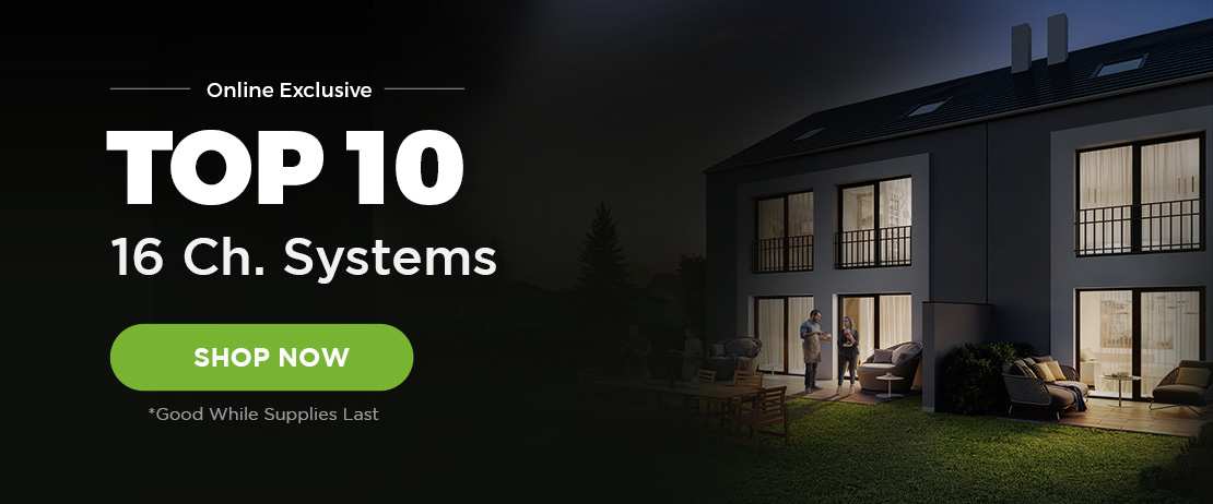 Top 16 Ch. systems